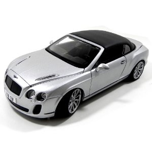 BENTLEY CONTINENTAL C/CAPOTA 1/18