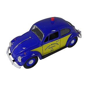 1967 VW FUSCA POLICIA RODOVIARIA 1/24
