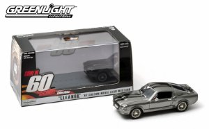 "1967 SHELBY GT-500 ""ELEANOR"" DO FILME 60 SEGUNDOS 1/43"