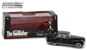 "1941 LINCOLN CONTINENTAL ""BULLET DAMAGE"" 1/43"
