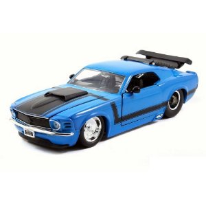 1970 FORD MUSTANG BG TIME 1/24