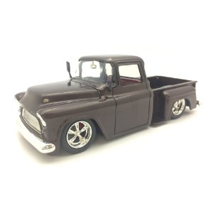 1955 CHEVY STEP SIDE PICK UP 1/24
