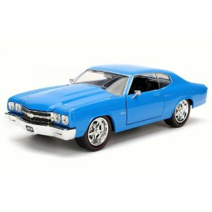 1970 CHEVY CHEVELLE BIG TIME 1/24