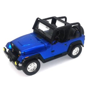 1992 JEEP WRANGLER JUST TRUCK 1/24
