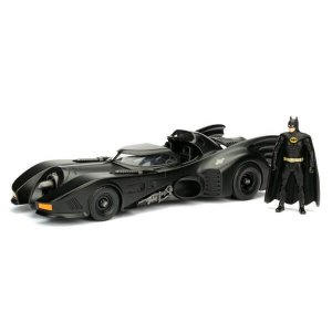 1989 BATMOBILE COM FIGURA 1/24
