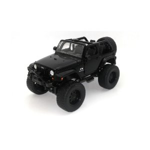 2007 JEEP WRANGLER OFF ROAD 1/24