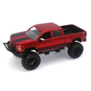 2014 CHEVY SILVERADO OFF ROAD 1/24