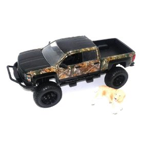 1:24 2014 CHEVY SILVERADO REAL TREE
