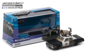 1974 DODGE MONACO BLUES BROTHERS 1/43