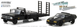 "1972 FORD F-350 RAMP TRUCK ""LAST OF THE V8 INTERCEPTORS"" 1/64"