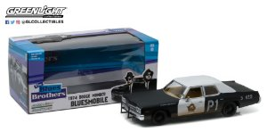 1974 DODGE MONACO BLUES BROTHERS 1/24