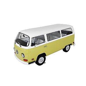 1971 VW KOMBI T2 BEGE ARTISAN 1/18