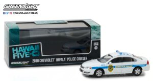 "2010 IMPALA ""HAWAII FIVE-0"" HONOLULU POLICE 1/43"