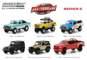 ALL TERRAIN SERIES 6 1/64