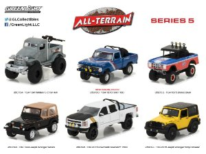 ALL-TERRAIN SERIES 5 1/64