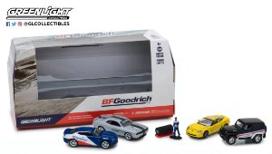 DIORAMA BFGOODRICH PERFORMANCE TIRE SHOP 1/64