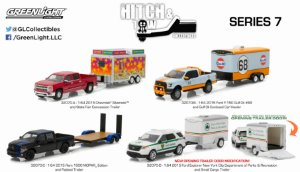 HITCH & TOW SERIE 7 1/64