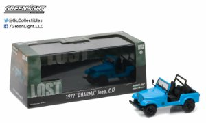 "JEEP CJ-7 ""DHARMA"" SERIE LOST 1/43"