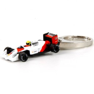CHAVEIRO DO SENNA MCLAREN