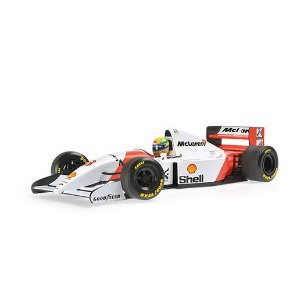 1993 MCLAREN FORD MP4/8 SENNA 1/18