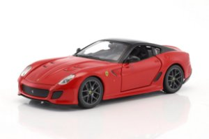 FERRARI 599 GTO RACE PLAY 1/24