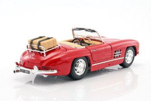 1957 MERCEDES BENZ 300 SL TOURING 1/18