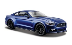 2015 FORD MUSTANG 1/24