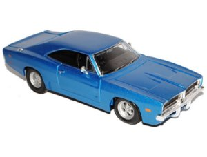 1969 DODGE CHARGER R/T 1/25