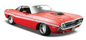 1970 DODGE CHALLENGER R/T COUPE 1/24