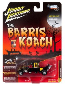 JOHNNY LIGHTNING BARRIS COACH 1/64