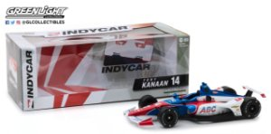 TONY KANAAN A.J. FOYT ENTERPRISES 1/18
