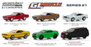 GL MUSCLE SERIES 21 1/64