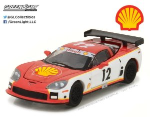 2009 CHEVY COREVETTE C6 R SHELL OIL 1/64