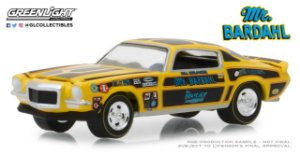 1970 CHEVROLET CAMARO MR. BARDAHL 1/64