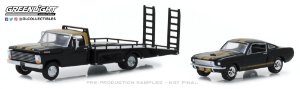 1968 FORD F-350 GUINCHO +  1966 SHELBY GT350H 1/64