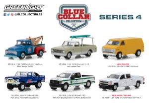 BLUE COLLAR COLLECTION SERIE 4 1/64