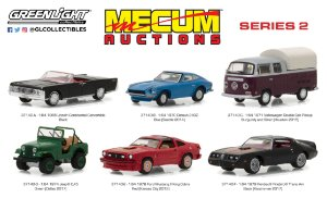 GL SELECT MECUM CAR SERIE 2 1/64