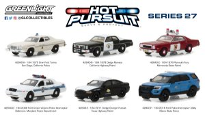 HOT PURSUIT SERIE 27 1/64