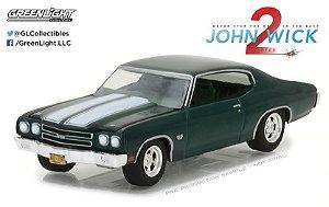 1970 CHEVROLET CHEVELLE SS 396 JOHN WICK 2 1/64