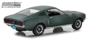 1968 FORD MUSTANG BULLET GT FASTBACK 1/24