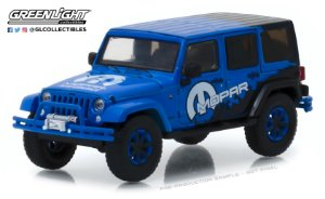 2012 JEEP WRANGLER UNLIMITED MOPAR OFF ROAD EDITION 1/43