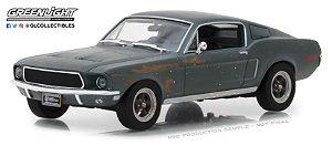 1968 FORD MUSTANG BULLIT NAO RESTAURADO 1/43