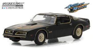 1977 PONTIAC FIREBIRD TRANS AM SMOKEY AND THE BANDIT 1/43