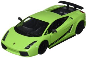 1:24 2007 LAMBORGHINI GALLARDO SUPERLEGGERA