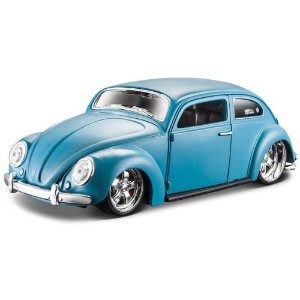 VW FUSCA OUTLAWS DESIGN 1/24