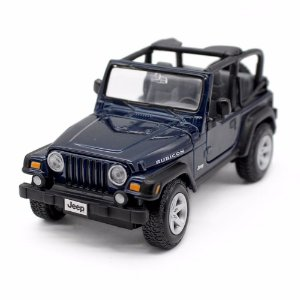 JEEP WRANGLER RUBICON 1/18