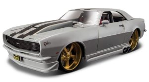 1968 CHEVY CAMARO Z28 MUSCLE DESIGN 1/24