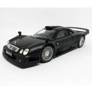 MERCEDES BENZ CLK-GTR STREET VERSION 1/18