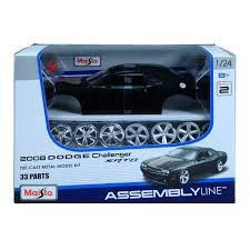 KIT EM METAL 2008 DODGE CHALLENGER SRT8 1/24