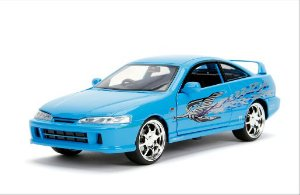 ACURA INTEGRA FAST AND FURIOUS MIA 1/24